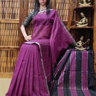 Niramaya - Mangalagiri Cotton Saree