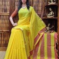 Nirmada - Mangalagiri Cotton Saree