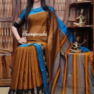 Moksha - Mercerized Pearl Cotton Saree