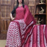 Madhulika - Mulmul Cotton Saree