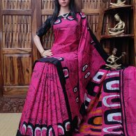 Nibodhitha - Mulmul Cotton Saree