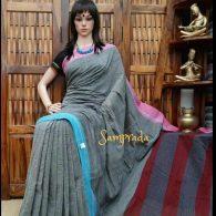 Padmasundari - Patteda Cotton Saree