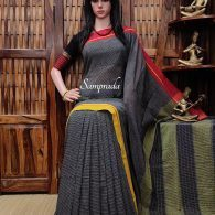 Puruva - Patteda Cotton Saree