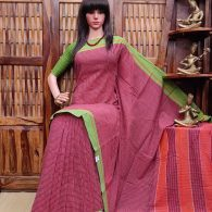 PUSHPA - PATTEDA COTTON SAREE