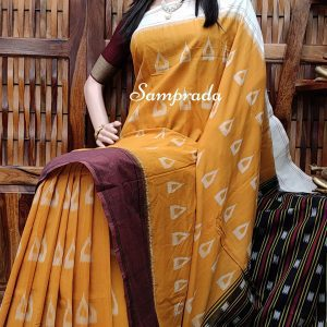 Payodhi - Ikkat Cotton Saree