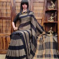 ANANTHA – PEARL COTTON SAREE