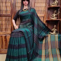 ANANYA – PEARL COTTON SAREE