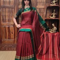 Deepshikha - Pearl Cotton Saree