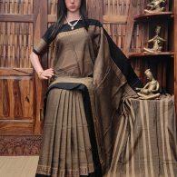 Devagandhari - Pearl Cotton Saree