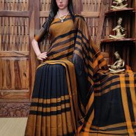 Devamanohari - Pearl Cotton Saree
