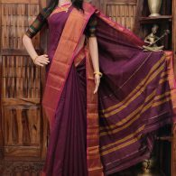 Devasree - Pearl Cotton Saree