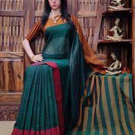 Dhaarani - Pearl Cotton Saree