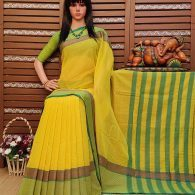 Dhanavathi - Pearl Cotton Saree