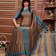 Dhenuka - Pearl Cotton Saree
