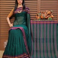 Dhwani - Pearl Cotton Saree