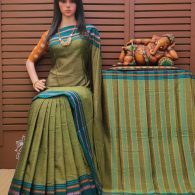 Drishti - Pearl Cotton Saree