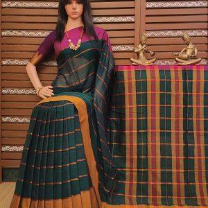 Duhitha - Pearl Cotton Saree