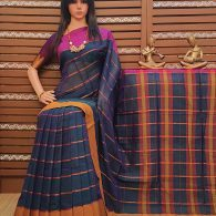 Dyuthi - Pearl Cotton Saree
