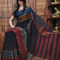 Kevika - Pearl Cotton Saree