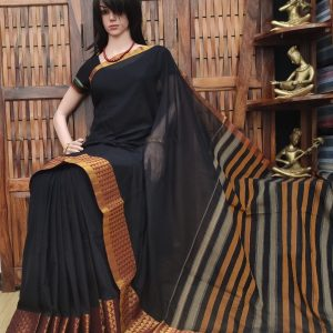 Keyura - Pearl Cotton Saree