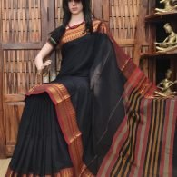 Khasha - Pearl Cotton Saree
