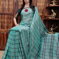 Khyathi - Pearl Cotton Saree