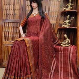 Khyati - Pearl Cotton Saree