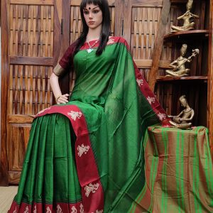 Kiranmala - Pearl Cotton Saree