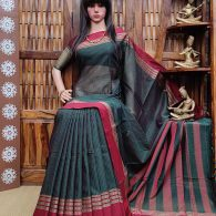 Kshoni - Pearl Cotton Saree