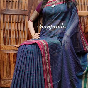 Kumarika - Pearl Cotton Saree