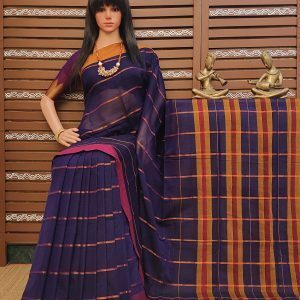 Royina - Pearl Cotton Saree