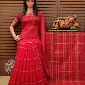Ruchira - Pearl Cotton Saree