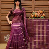 Ruhaani - Pearl Cotton Saree