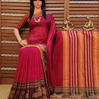 Taamasi - Pearl Cotton Saree