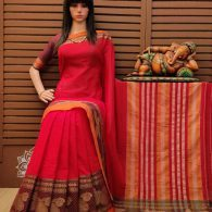 Tapasya - Pearl Cotton Saree