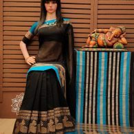 Tarani - Pearl Cotton Saree