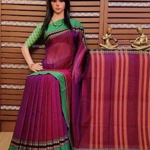 Tarshita - Pearl Cotton Saree