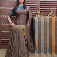 Tejomaya - Pearl Cotton Saree