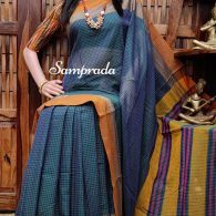 Thushara - Pearl Cotton Saree