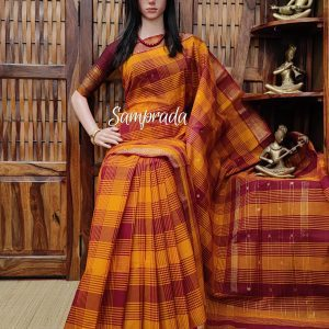 Saahithi - South Cotton Saree