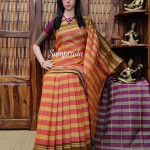 Saaveri - South Cotton Saree
