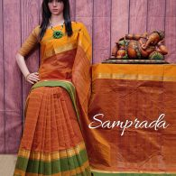 Sadrishii - South Cotton Saree