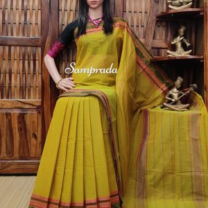 Sahaswini - South Cotton Saree