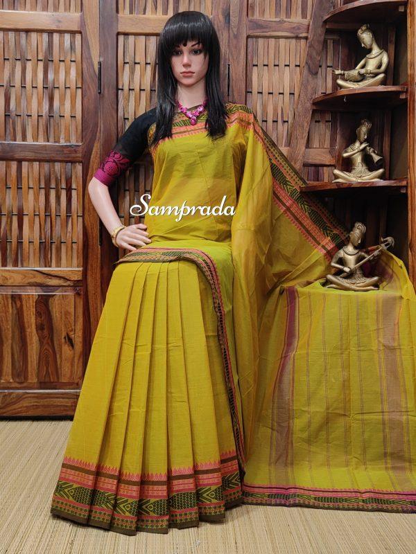 Sahaswini - South Cotton Saree