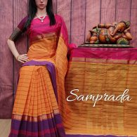 Sakshi - South Cotton Saree