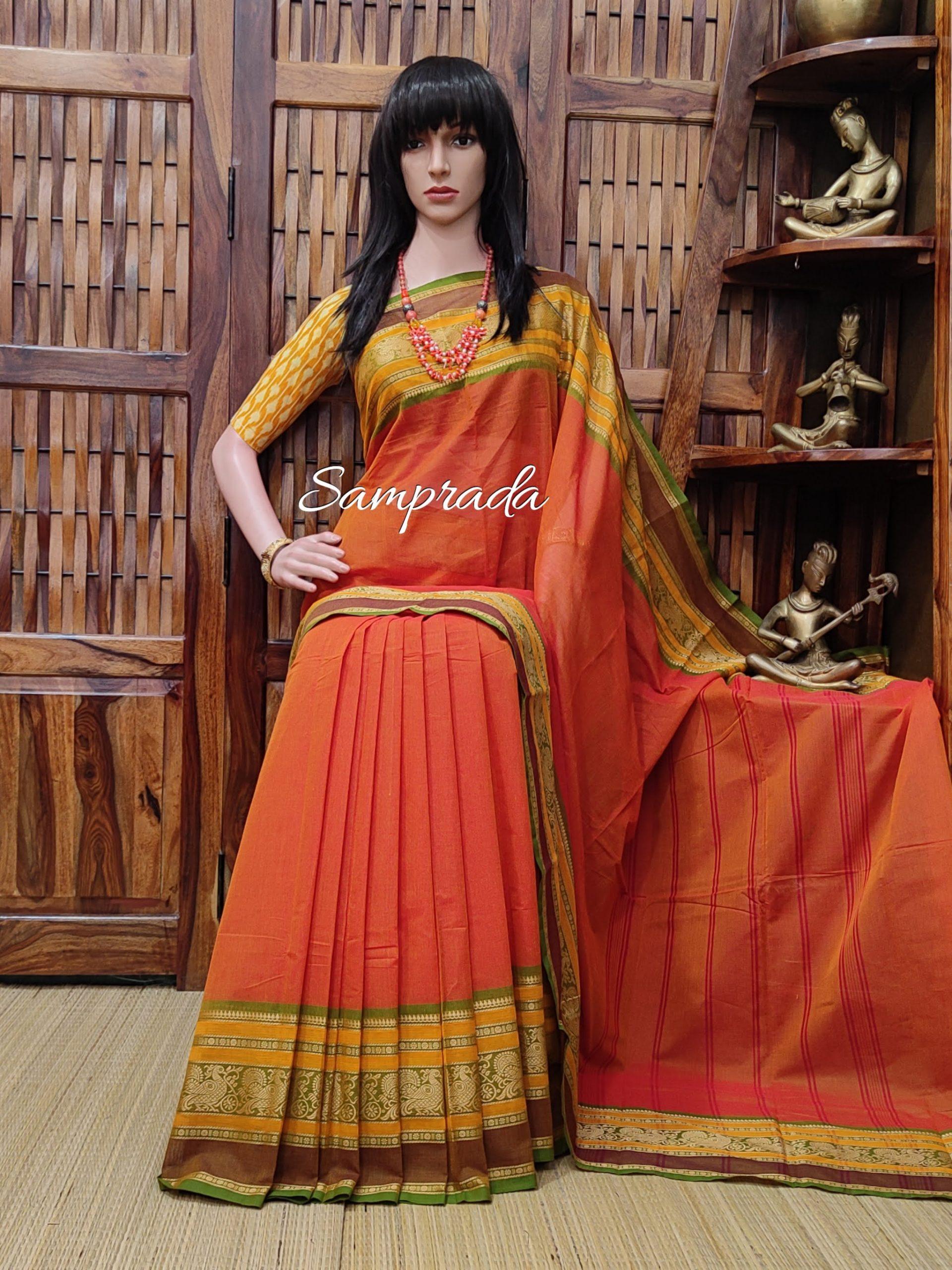 Samasti - South Cotton Saree