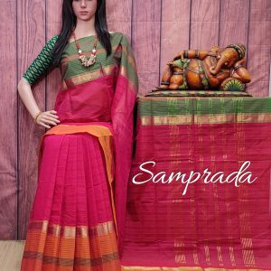 Samatha - South Cotton Saree