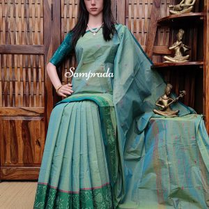 Sameeksha - South Cotton Saree