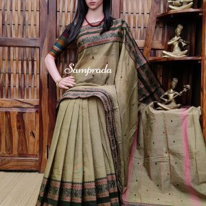 Sammita - South Cotton Saree