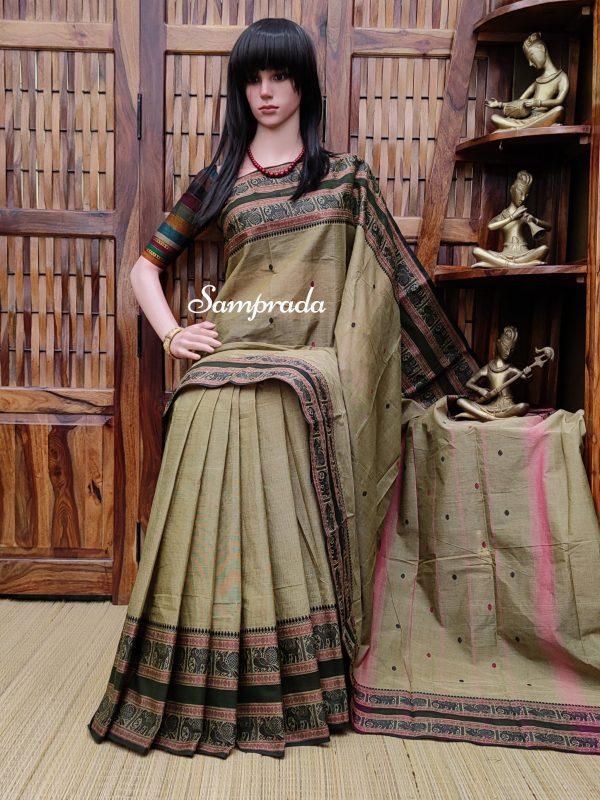 Sammita - South Cotton Saree